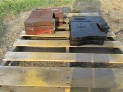 Internaional Harvester Front Tractor Weights