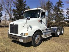 2005 International 9200i T/A Truck Tractor