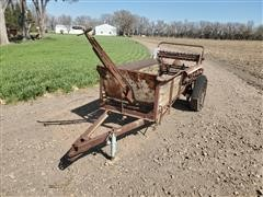 International Manure Spreader