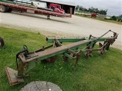 "John Deere 450 4x16"" Semi-Mounted Steerable Plow"