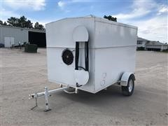 Double L Ozone Unit W/Enclosed Trailer