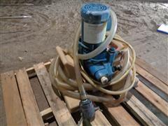 Neptune Diaphragm Chemical Pump