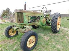 1957 John Deere 520 2WD Tractor