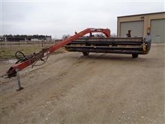 2006 New Holland 1475 Haybine HS Series 16' Hydro Swing Windrower