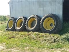 Firestone 20.8-38 Tires & Rims