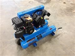 Pacific PAC-2T Industrial Portable Air Compressor