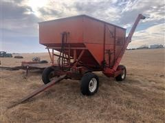 Farm King Gravity Trailer W/Drill Fill Auger