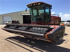 1999 Case IH 8870 Self-Propelled Windrower
