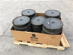 Case IH Gauge Wheels 1200 Planter