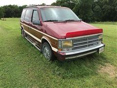 1987 Dodge Caravan Mini Van