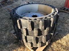Valley Revolution 47x15 Hard Rubber Pivot Wheels
