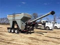 2014 CrustBuster Speed King 330 Tri/A Seed Tender