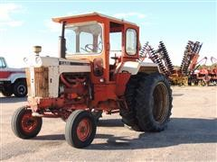 1968 Case 930 2WD Comfort King Tractor