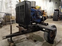 Ford 300 6 Cylinder Portable Propane Power Unit