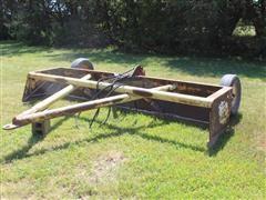 12' 2 Wheel Hydraulic Lift Speed Mover
