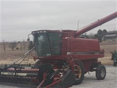 1998 Case International 2366 2WD Axial Flow Combine