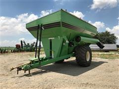 2014 Bigham GCX 1050 Grain Cart