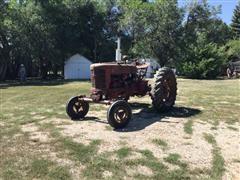 1945 Farmall M 2WD Tractor