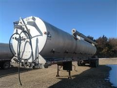 2001 Warren T/A Bulk Liquid Feed Trailer