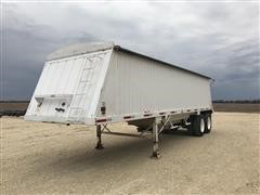 1998 DMF T/A Grain Trailer