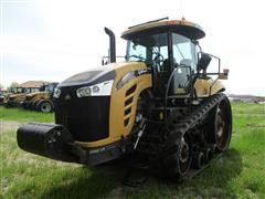 2015 Challenger MT755E Tracked Tractor