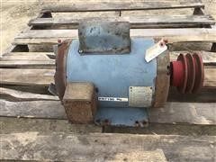 Baldor 36-1498-203 Single Phase Motor