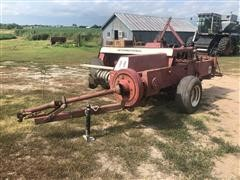 International Harvester 430W Lok Twist Small Square Baler