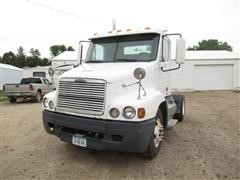 2000 Freightliner FLC112 S/A Daycab Truck Tractor