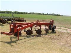 """Case 4 Bottom Semi Mount Plow W/18"""" Shears"""