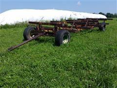 Knowles 6810 8 Bale Wagon