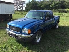 2001 Ford Super Ranger 4x4 Pickup