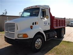 1998 Ford L9511 Dump Truck