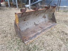 Gannon 5700 Heavy Duty 3 Yard Material Bucket