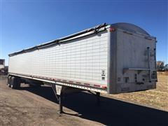 2006 Wilson DWH-500 T/A Grain Trailer
