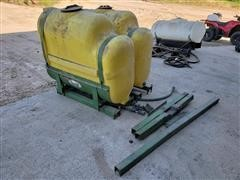 Broyhill Company Saddle Tanks