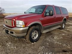 2004 Ford Excursion Eddie Bauer 4X4 SUV