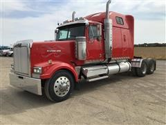 2005 Western Star 4900 T/A Truck Tractor