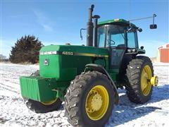 1984 John Deere 4850 MFWD Tractor