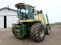 2005 Krone V12 Forage Harvester
