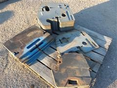 Ford /New Holland Suitcase Weights
