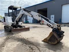 2000 Bobcat 334 Compact Excavator