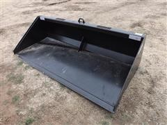"2020 Industrias America 84"" Wide X 38"" Deep Bottom Bucket"