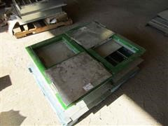 Sukup Slide Gates For Drag Conveyor