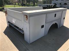 2016 Omaha Standard-Palfinger 96VT Utility Truck Body