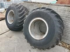 Goodyear 48x25.00-20 Floater Tires & Wheels
