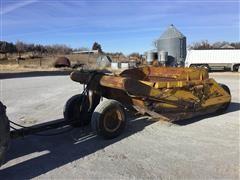 Soil Mover 625-RF Hydraulic Pull-Type Scraper