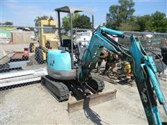 Kobelco SK 15 Excavator