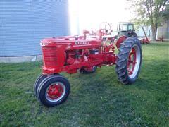 1946 Farmall H 2WD Tractor