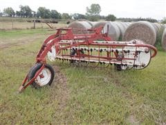 Hesston 3800 Parallel Bar Rake