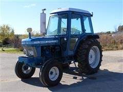 1988 Ford 5610 2WD Tractor